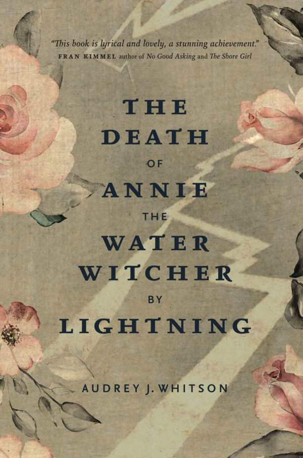 From cover of The Death of Annie the Water Witcher by Lightning