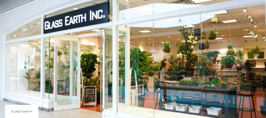 Glass Earth Store